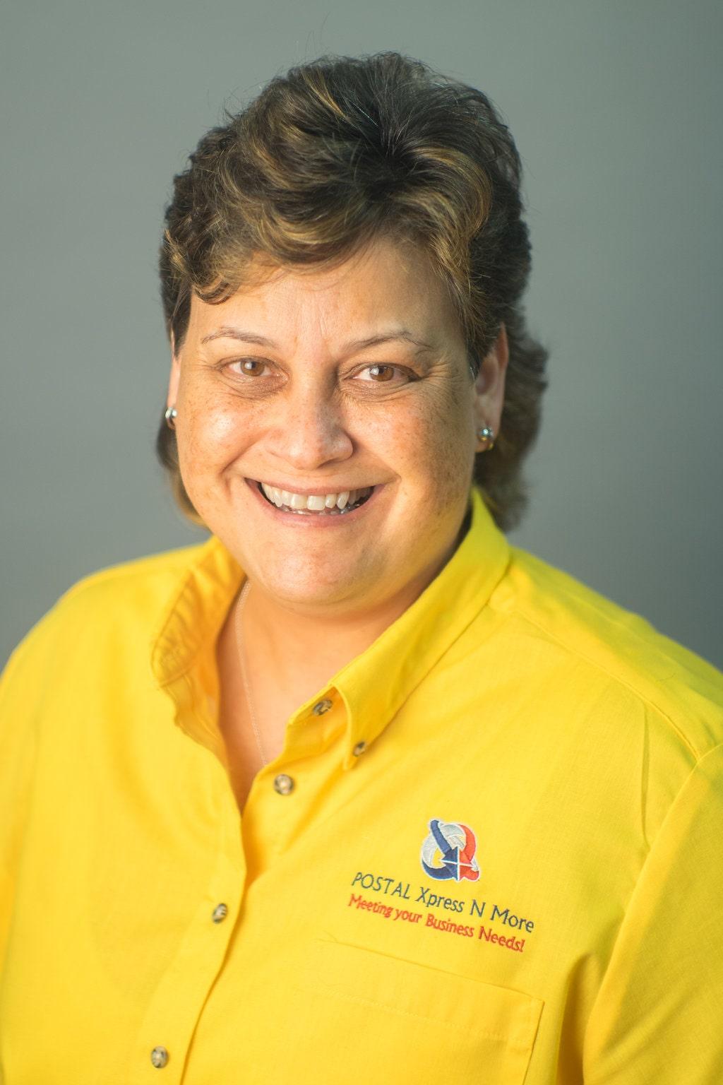 Donna Maertens - Postal Xpress Owner