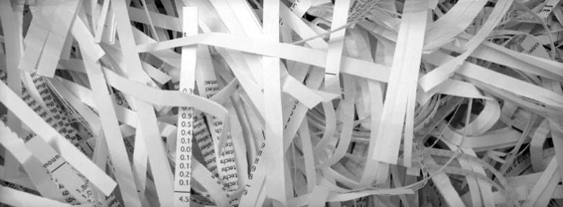 documents shredding